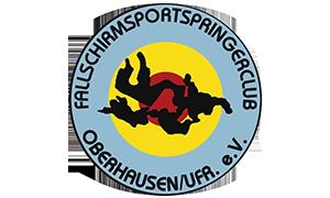 Logo Fallschirmsportclub Oberhausen e.V.