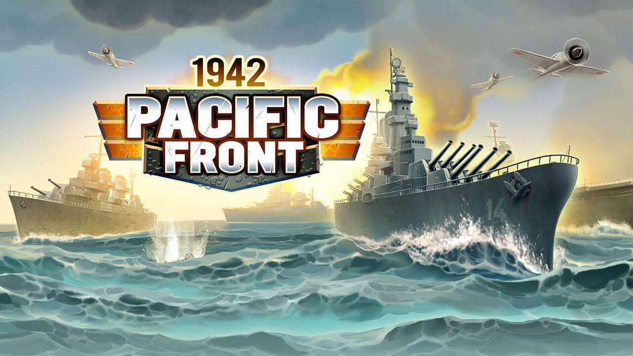 1942 Pacific Front New Game Release Banner