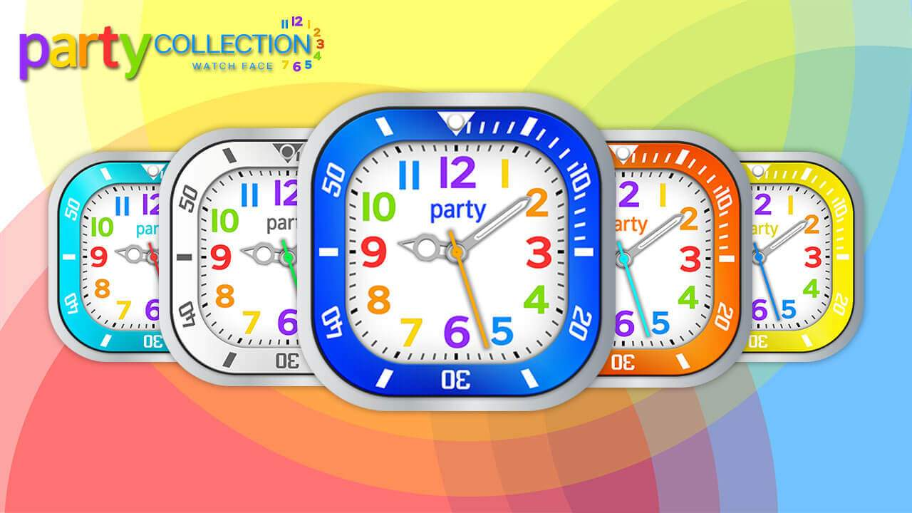 party Collection – Watch Screenshot