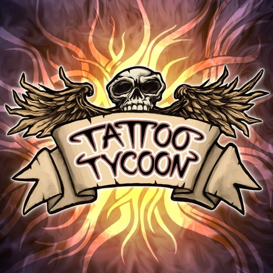 Tattoo Tycoon Game Banner