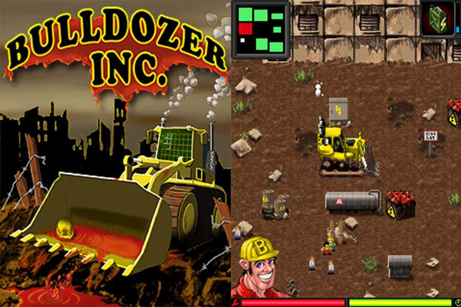 Bulldozer Inc Screenshots