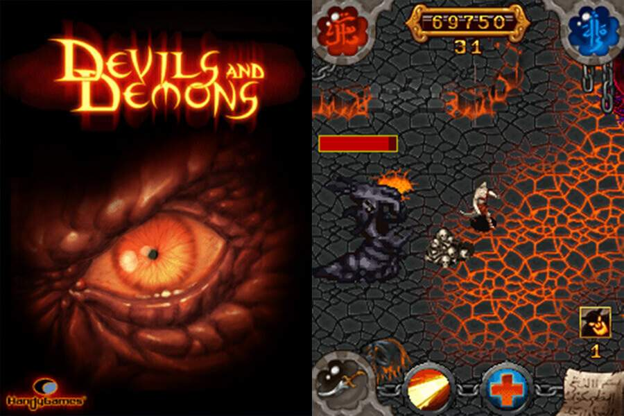 Devils And Demons Screenshots