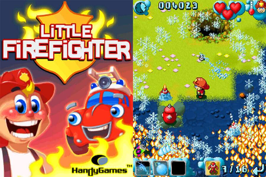 Little Firefighter Screenshots