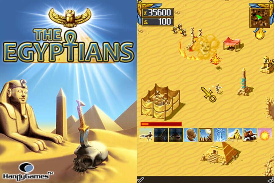 The Egyptians Screenshots