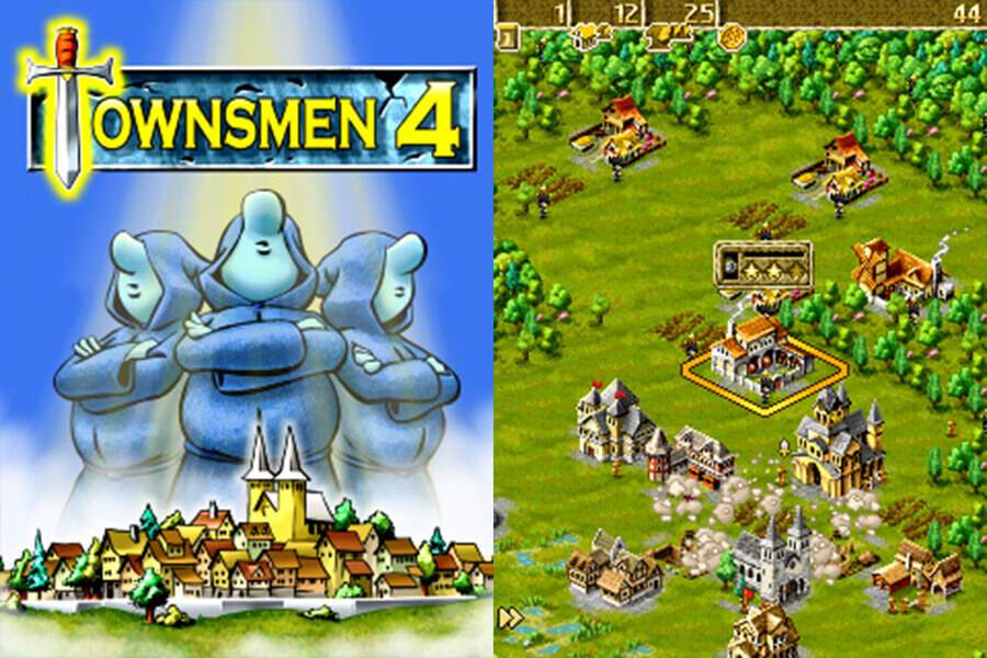 Townsmen 4 Screenshots