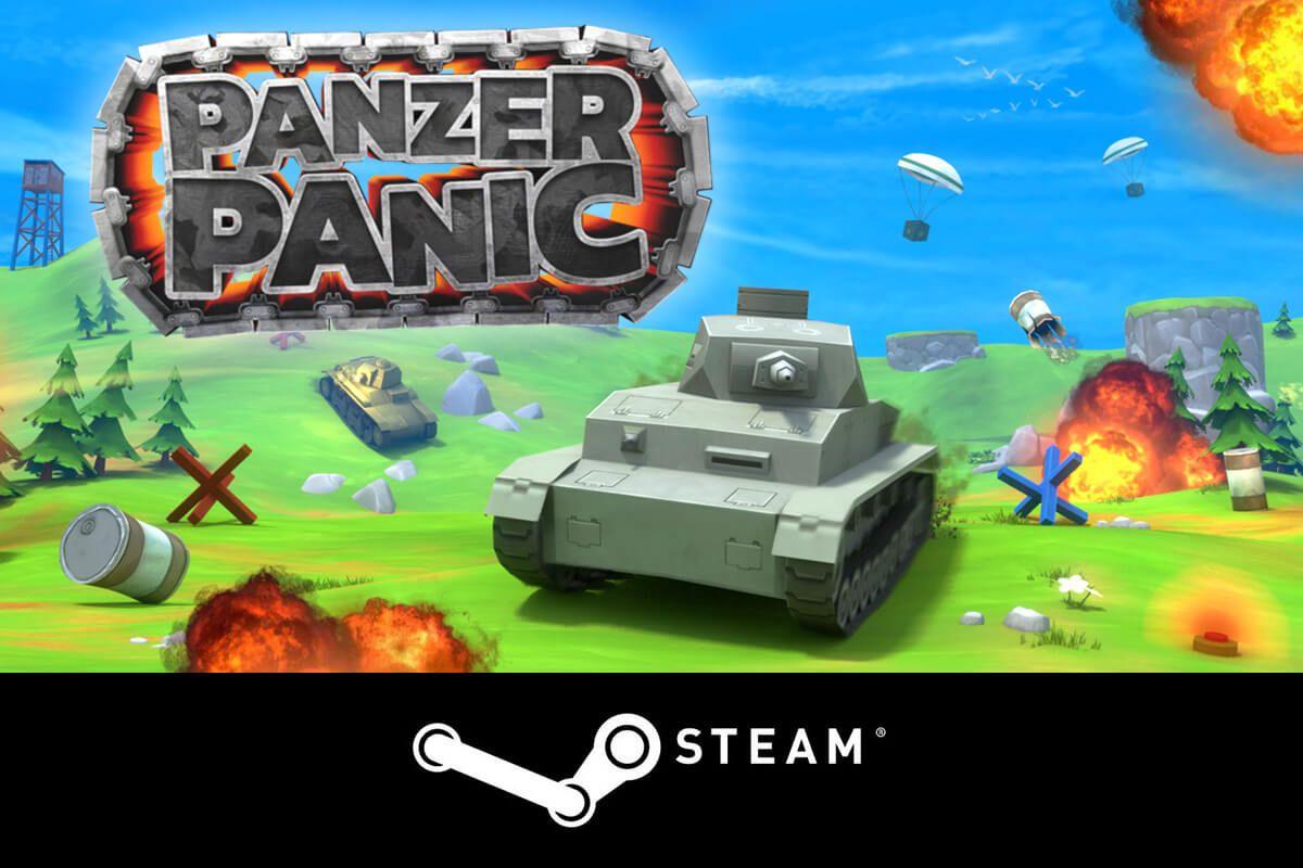 Panzer Panic VR Steam News