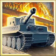 1944 Burning Bridges Game Icon