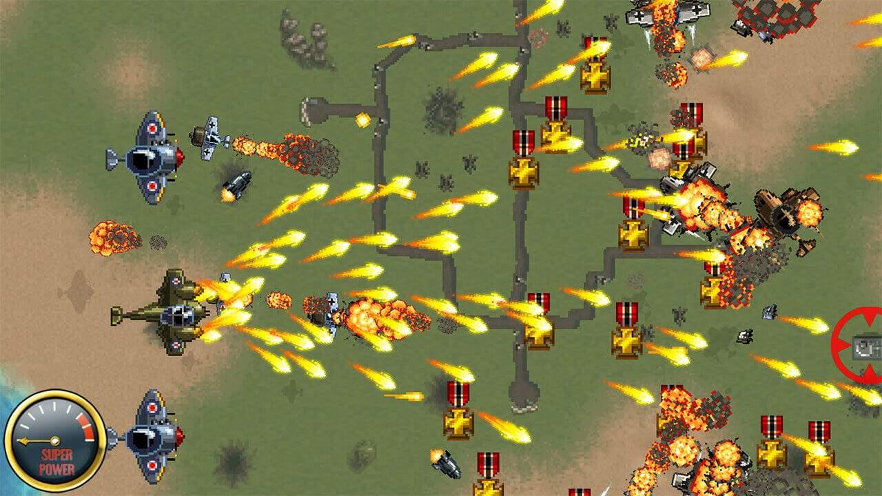 Aces of the Luftwaffe Screenshot 1
