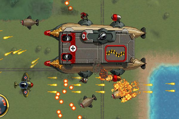 Aces of the Luftwaffe Screenshot 4
