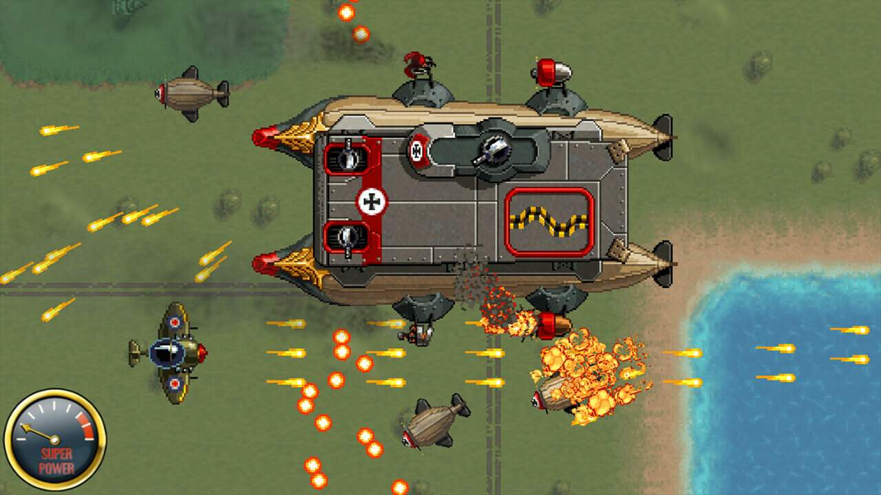 Aces of the Luftwaffe Screenshot 4