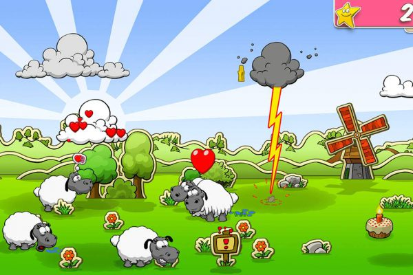 Clouds & Sheep Screenshot 01