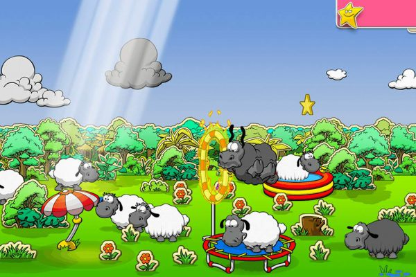 Clouds & Sheep Screenshot 03