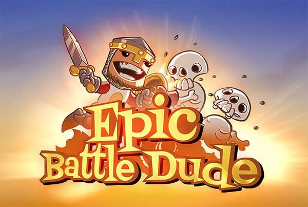 Epic Battle Dude Banner