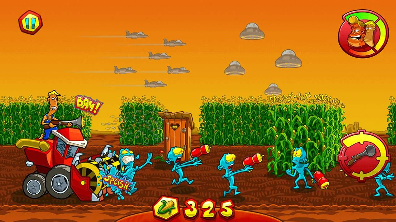 Farm Invasion USA Screenshot 01