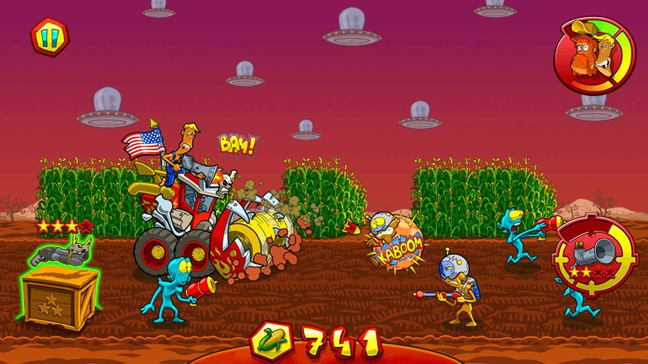 Farm Invasion USA Screenshot 02