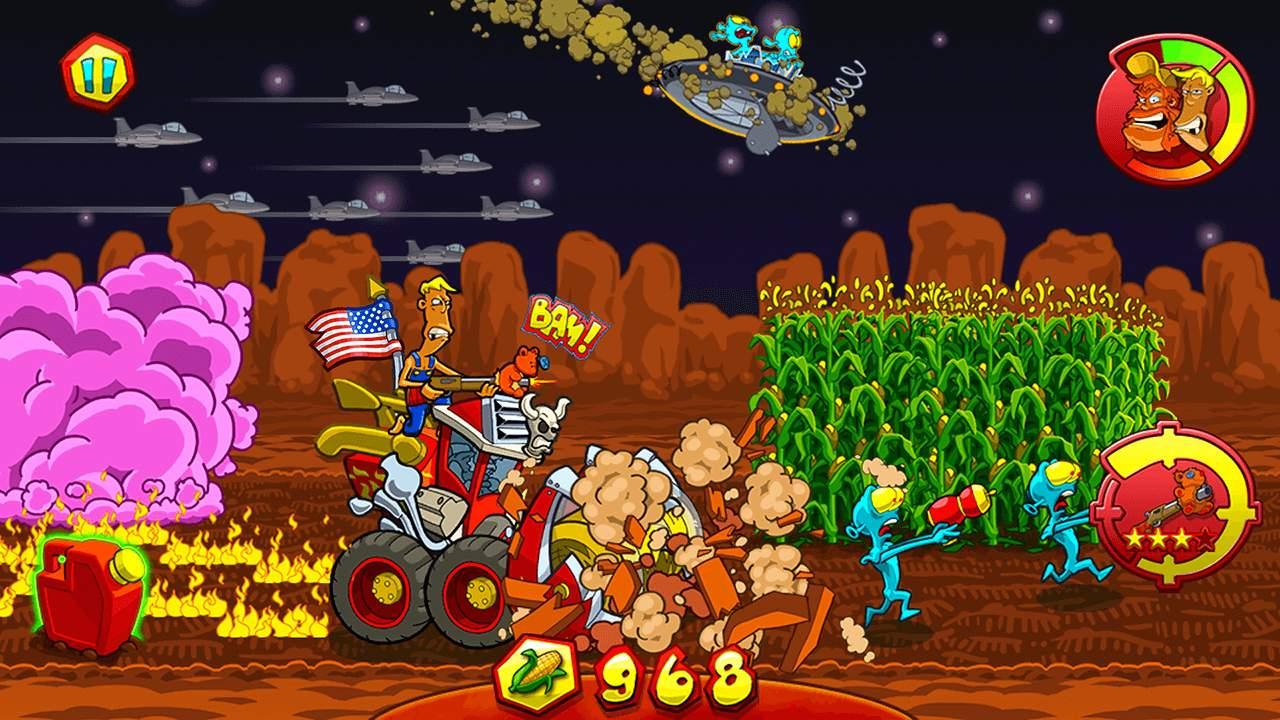 Farm Invasion USA Screenshot 04