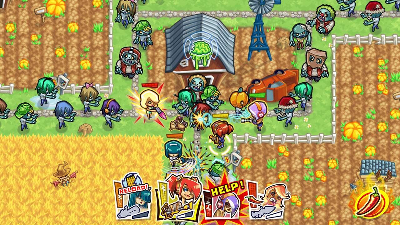 Guns 'n' Glory Zombies Screenshot 03