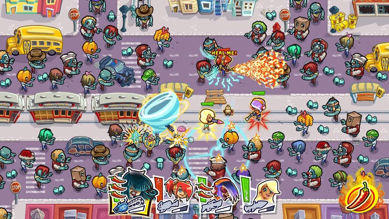 Guns 'n' Glory Zombies Screenshot 04