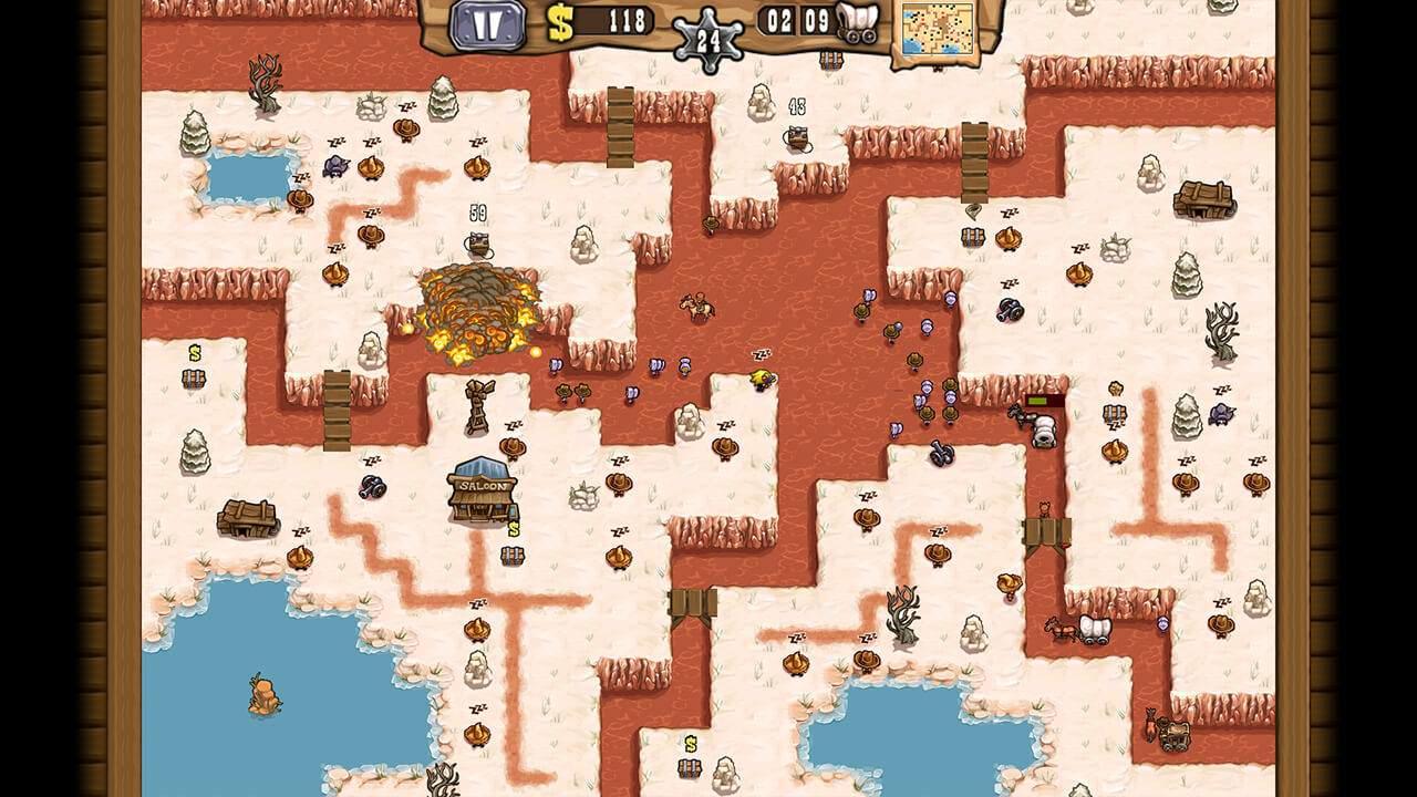 Guns 'n' Glory Screenshot 02