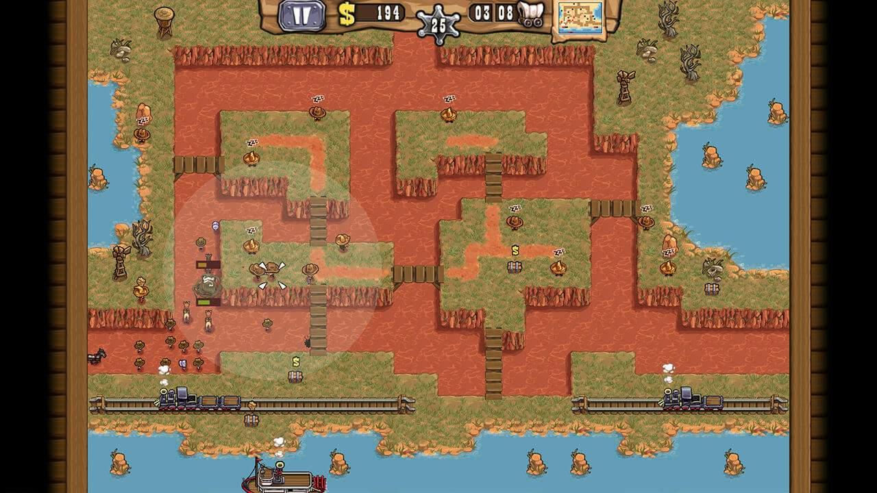 Guns 'n' Glory Screenshot 03