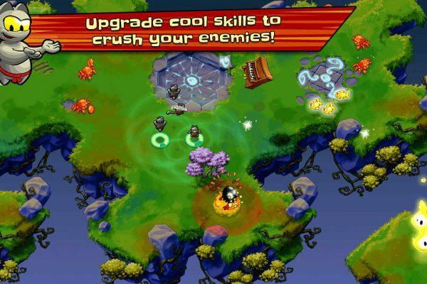 Ninja Hero Cats Screenshot 02