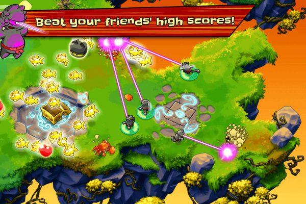 Ninja Hero Cats Screenshot 04
