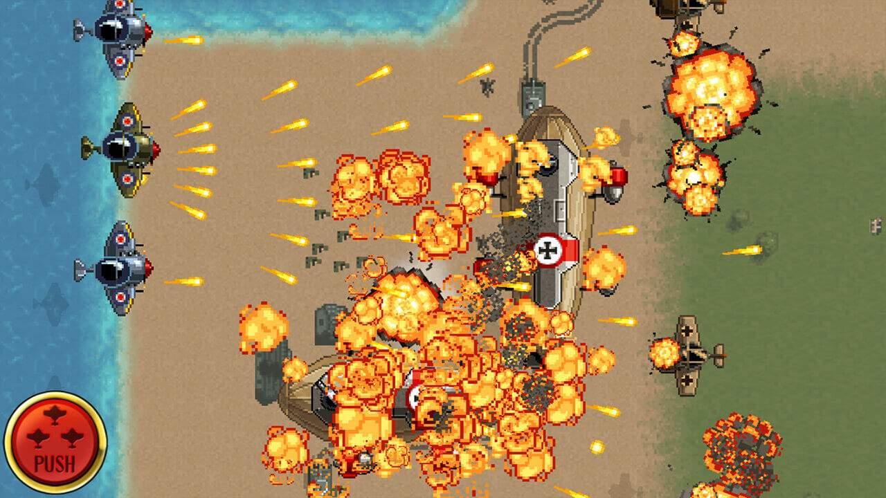 Aces of the Luftwaffe Screenshot 5