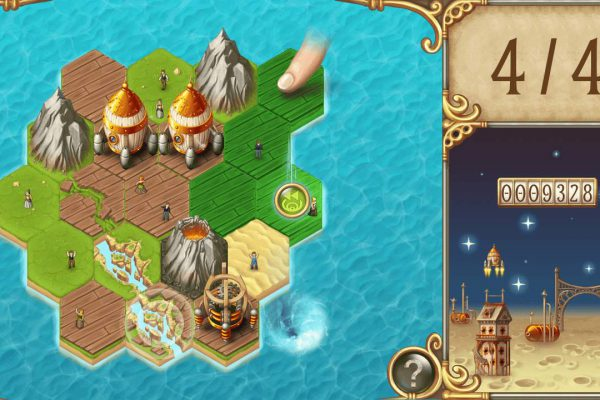 Rocket Island Screenshot 02