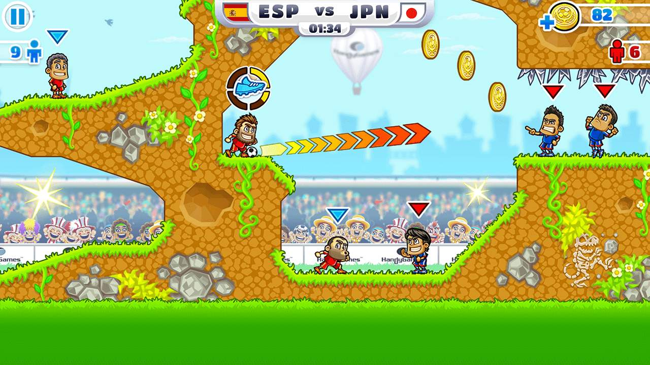 Super Party Sports: Football Screenshot 02
