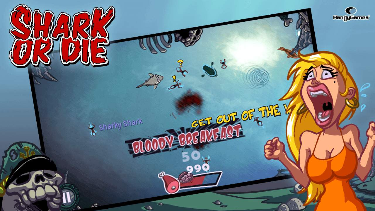 Shark or Die Screenshot 01