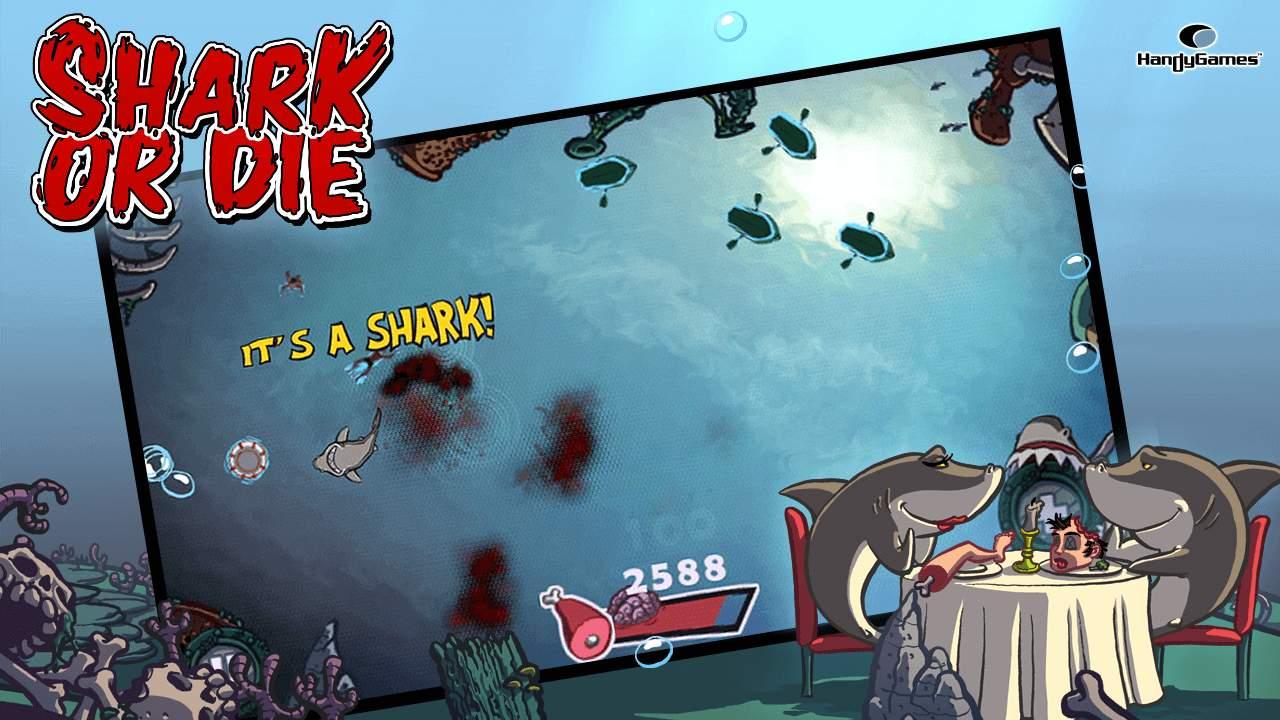 Shark or Die Screenshot 02