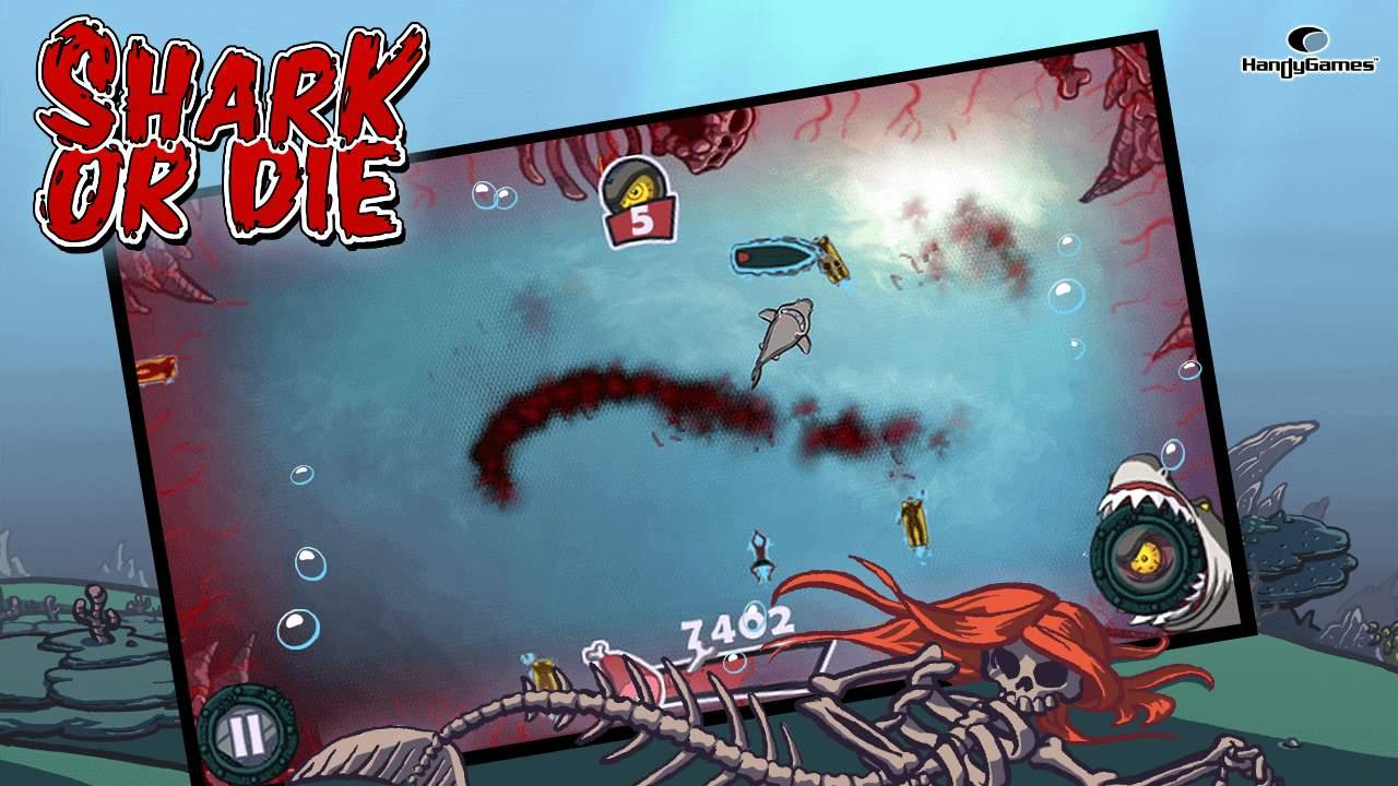 Shark or Die Screenshot 03