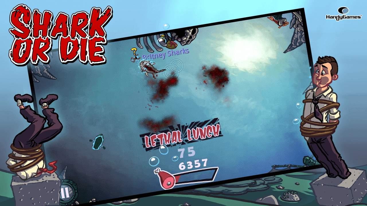 Shark or Die Screenshot 04