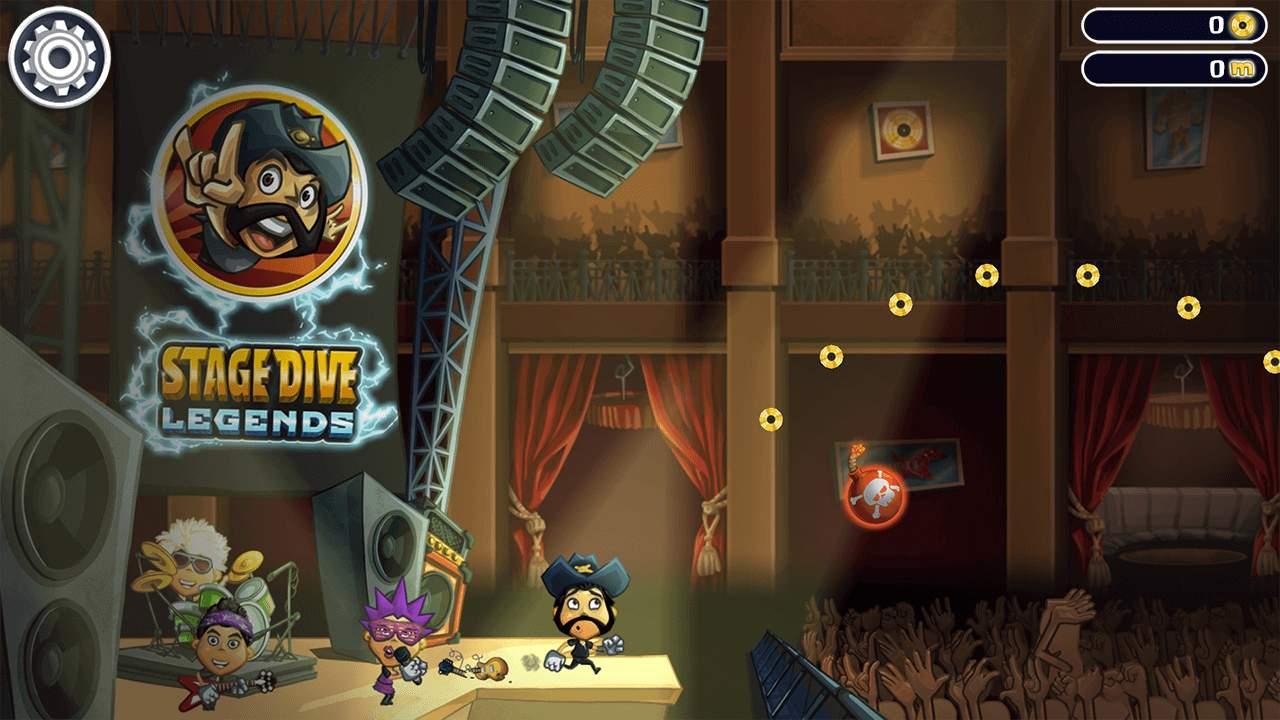 Stage Dive Legends Screenshot 01