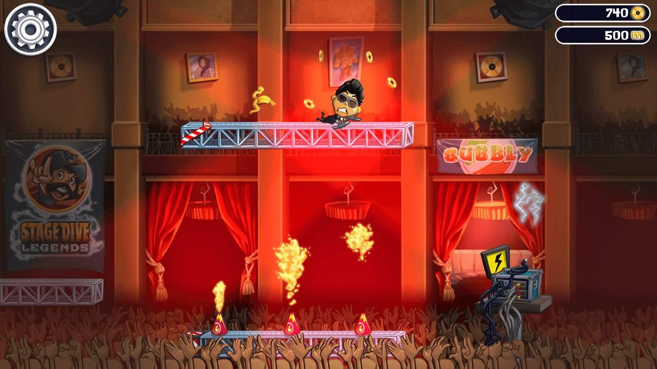 Stage Dive Legends Screenshot 02