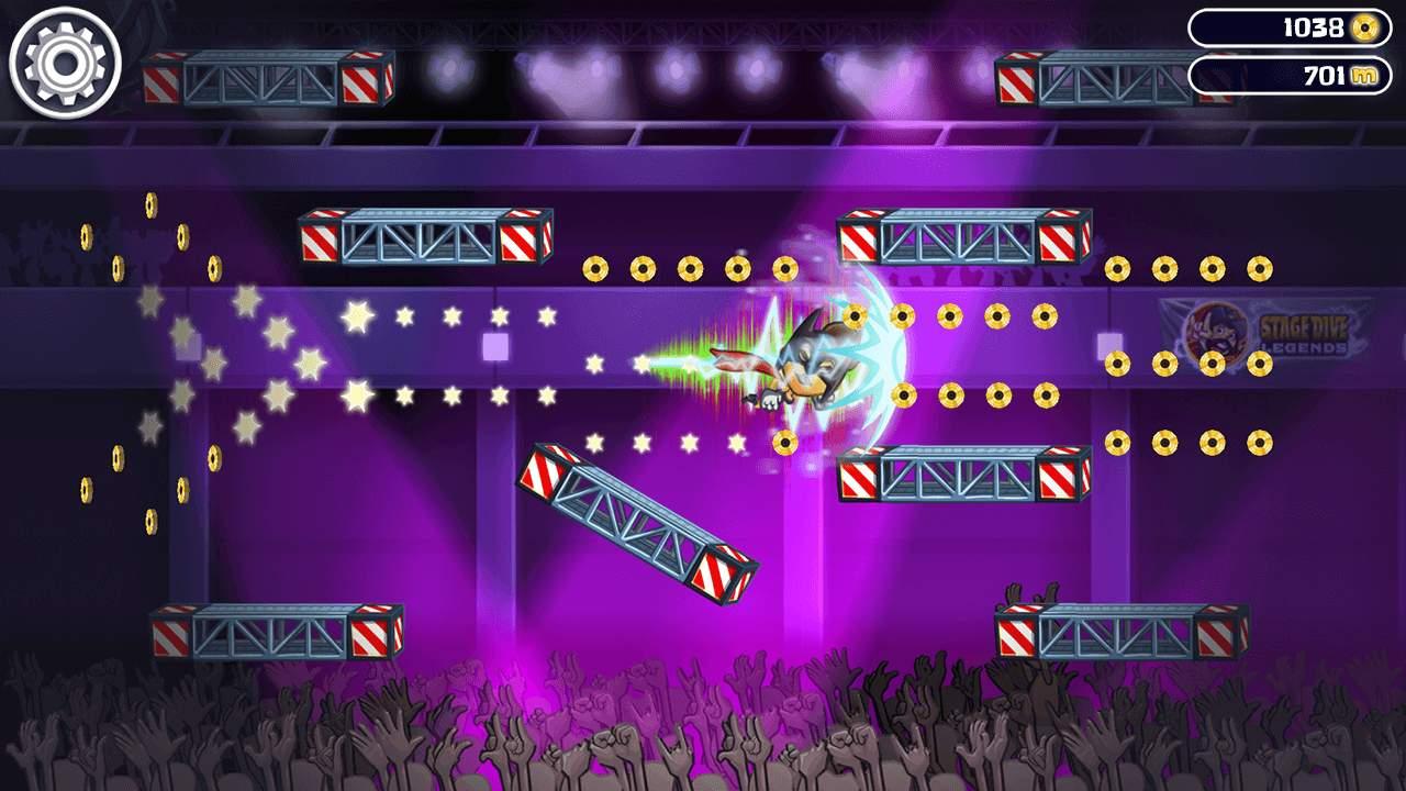 Stage Dive Legends Screenshot 03