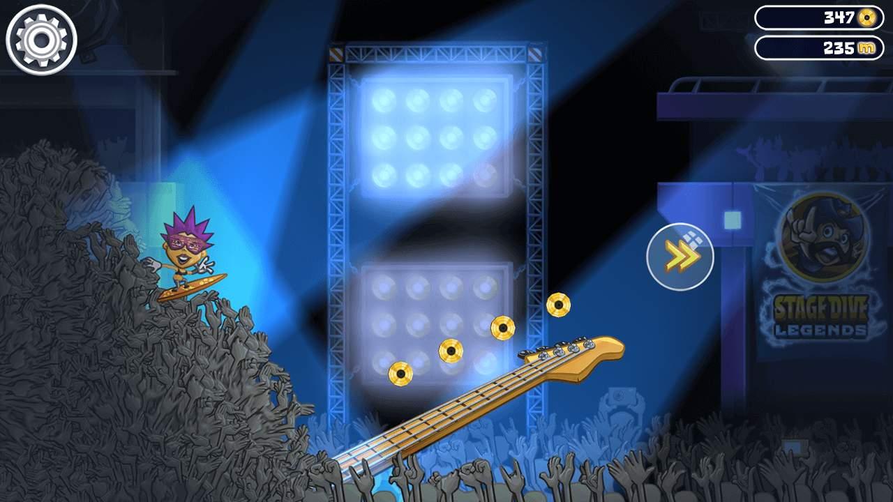 Stage Dive Legends Screenshot 04