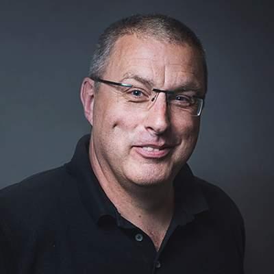 HandyGames CFO Udo Bausewein
