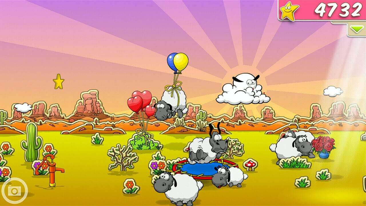 Clouds & Sheep Screenshot 06