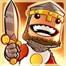 Epic Battle Dude Game Icon