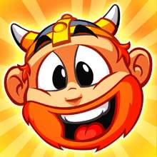 Happy Vikings Game Icon