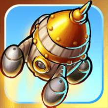 Rocket Island Game Icon