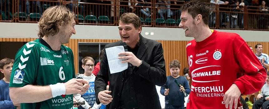 HandyGames Charity Day Carsten Lichtlein