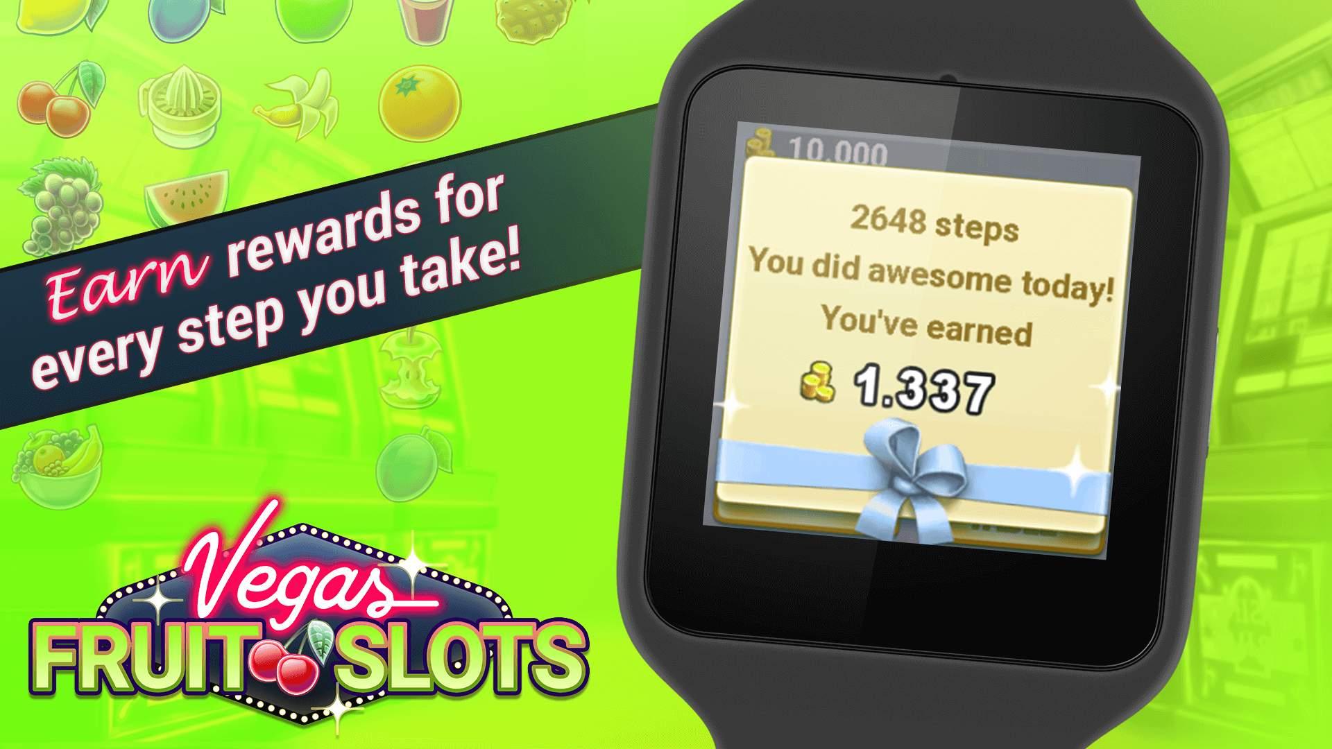 Vegas Fruit Slots Screenshot 2