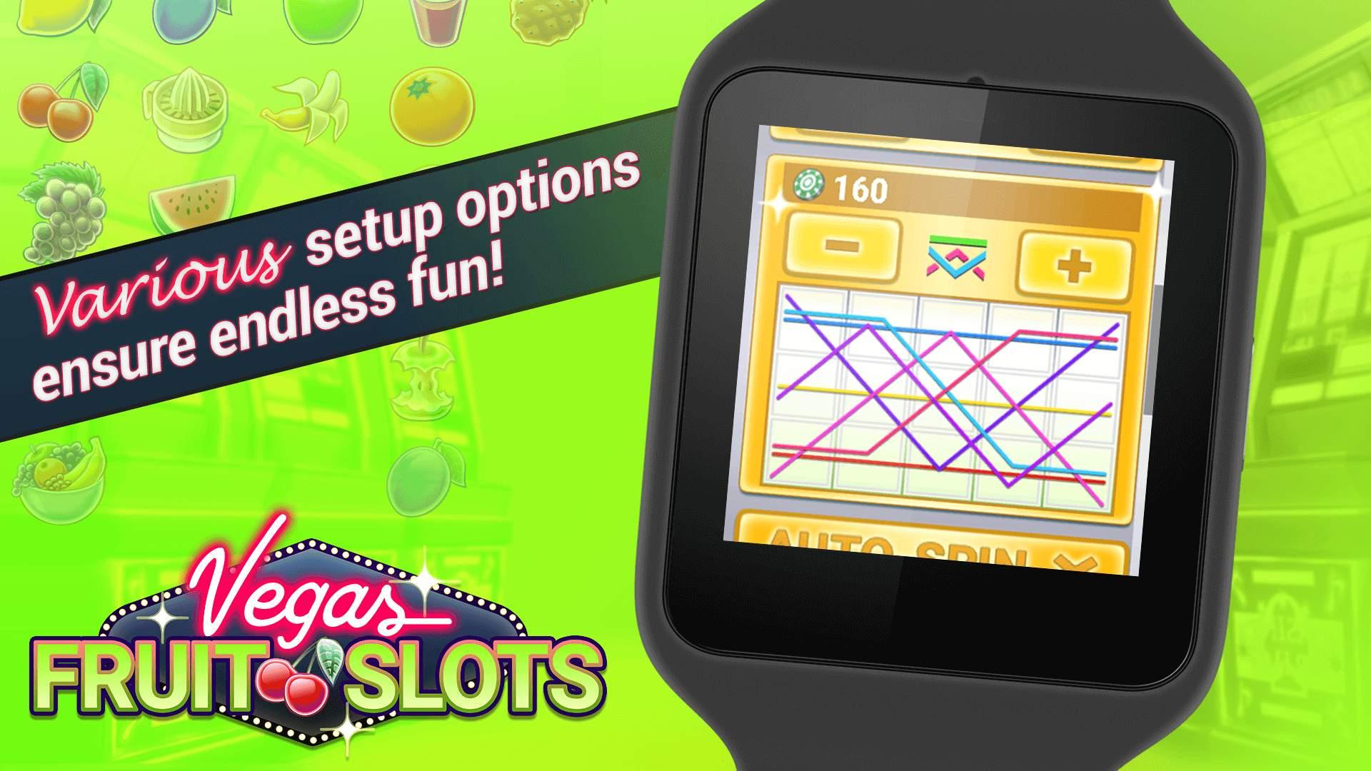 Vegas Fruit Slots Screenshot 3