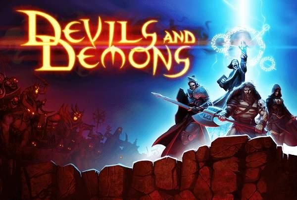 Devils & Demons Banner