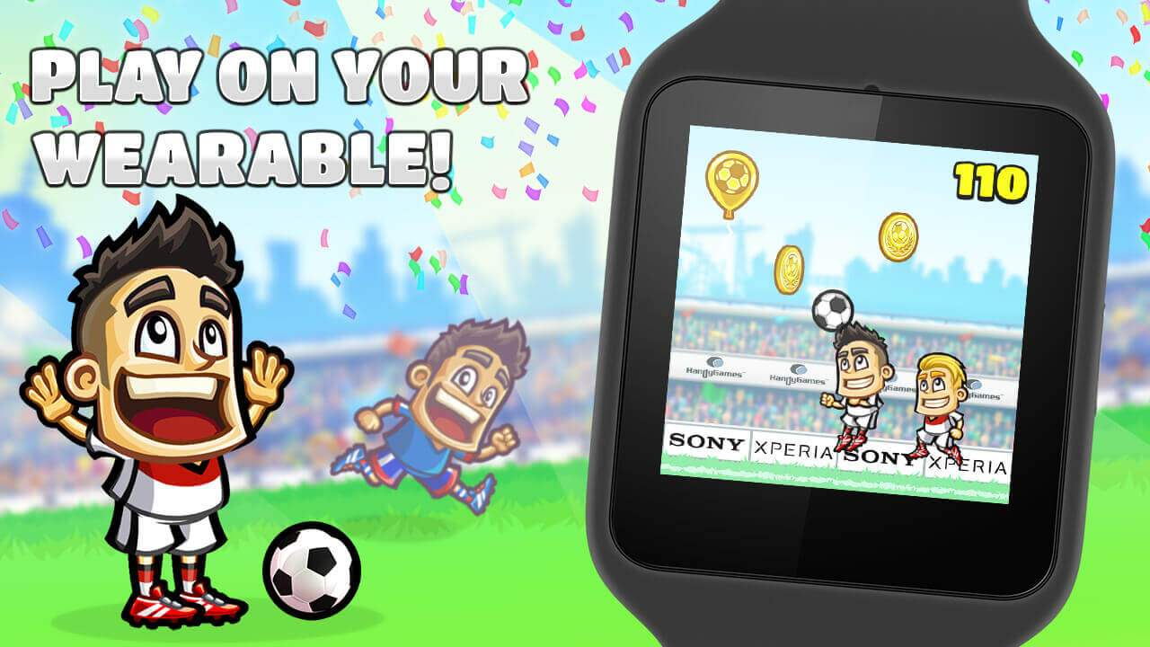 SPS:Football Wearable Edition Screenshot 2