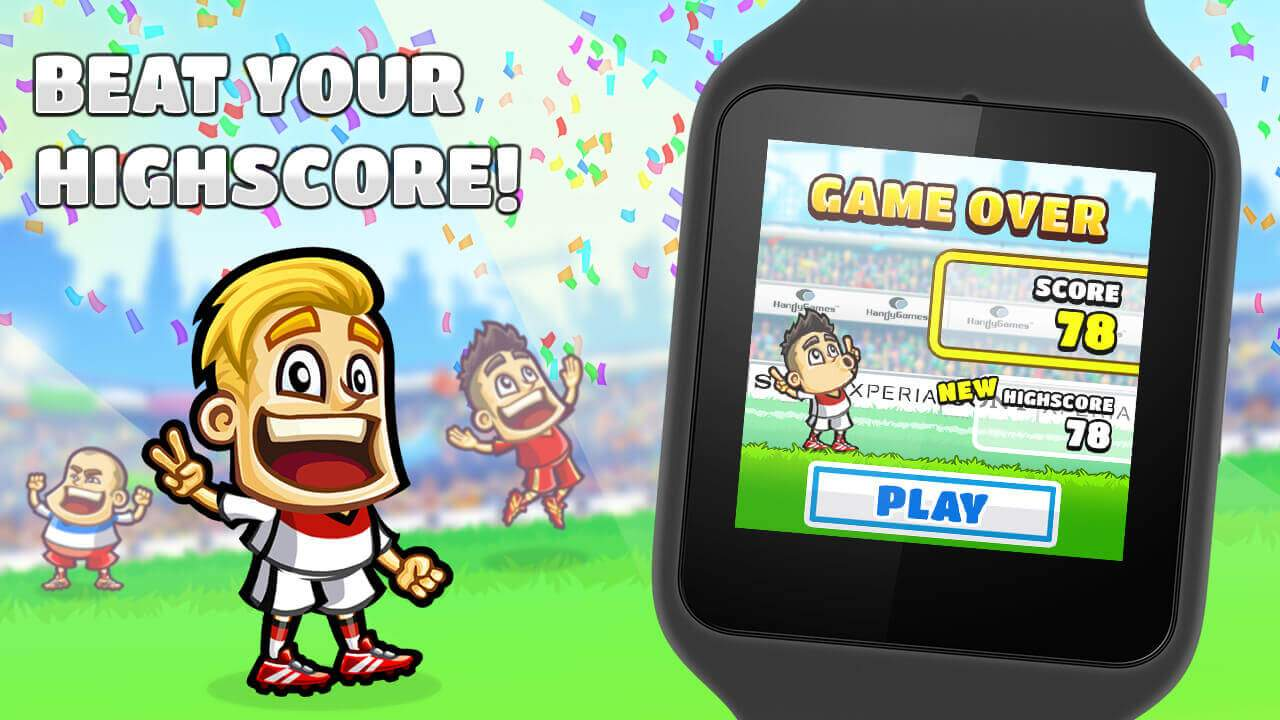 SPS:Football Wearable Edition Screenshot 5