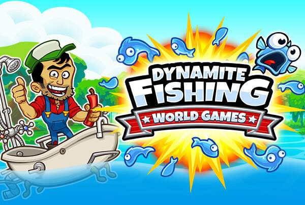 Dynamite Fishing Splash