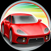 My Fitness Racer Game Icon